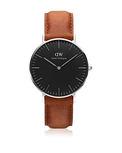 Daniel Wellington Reloj con movimiento cuarzo japonés Man Classic Durham 40 mm