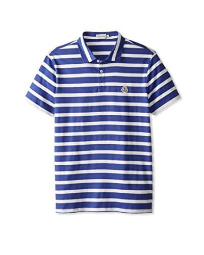 Moncler Men's Stripe Polo