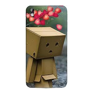 Print mobile case cover for HTC Desire 816