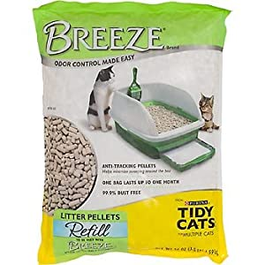BREEZE CAT LITTER COUPONS