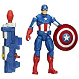 Captain America Super Soldier Gear - 9.5cm Shockwave Blast Captain America