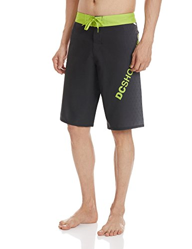 DC Shoes CHILLED VIBE 22 M BDSH KVJ1-Shorts Uomo    Vert (Chilled Green) Medium