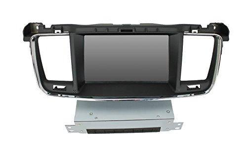 ZNYSTAR-Pour-Peugeot-508-Autoradio-GPS-DVD-avec-RADIO-BLUETOOTH-DVD-GPS-SD-USB-cran-tactile