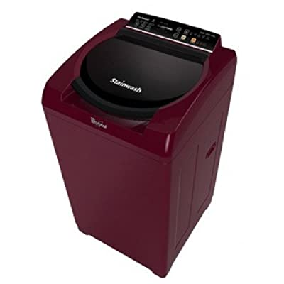 Whirlpool Stainwash Ultra  Fully-automatic Top-loading Washing Machine (6.2 kg, Wine Exotica)
