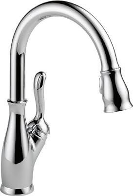 Delta Leland Single Handle Pull-Down Kitchen Faucet