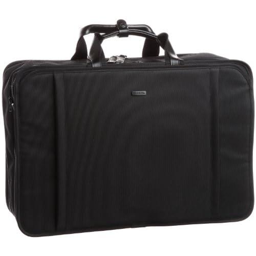 [バジェックス] BAGGEX 短期出張対応A3書類収納ビジネスバッグ ハンガー・ショルダー付き 23-5461 BK (BLACK)
