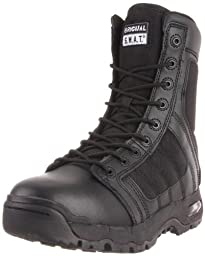 Original S.W.A.T. Men\'s Metro Air 9 Inch Side Zip Tactical Boot,Black,8.5 M US