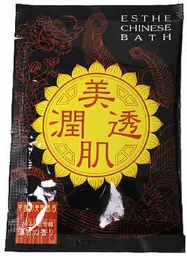 エステチャイニーズバス 漢方の香り 30g