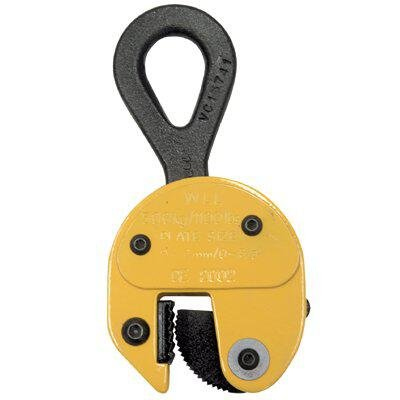 Cm Columbus Mckinnon - Universal Lifting Clamps 695232 Clamp 1100Lb Cap0-5/8In: 490-Cz920.5 - 695232 clamp 1100lb cap0-5/8in