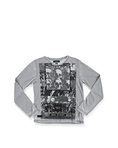 AMERICAN PEOPLE Camiseta Manga Larga Tribal Metal 2XL