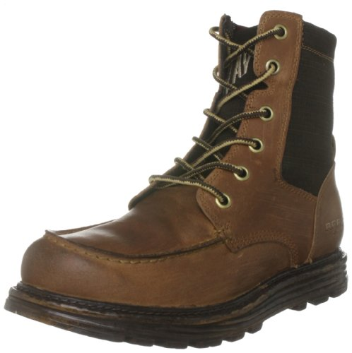 Replay Men's Marker Tan Lace Up Boot Gmu04.002.C0005L.056 8 UK