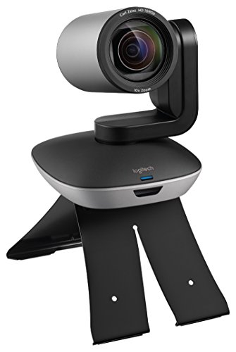Logitech Group Video Conferencing Bundle with Expansion Mics (960-001060)