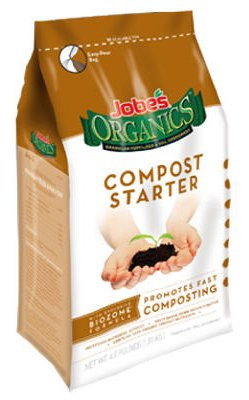 Easy Gardener 09926 Organic Compost Starter Fertilizer, 4-4-2, 4Lbs