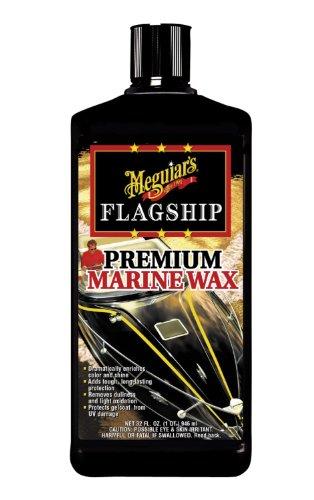 Meguiar's M6332 Flagship Premium Marine Wax - 32 oz. primary