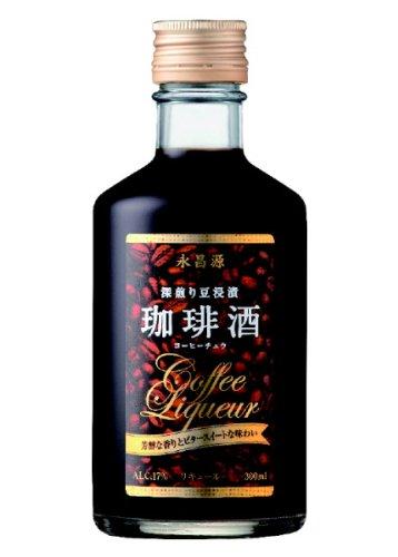 永昌源 珈琲酒 300ml 瓶