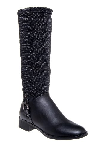 Good Choice Max 2 Tall Low Heel Riding Boot