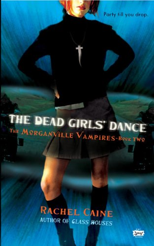 Cover of The Dead Girls' Dance (Morganville Vampires, Book 2)