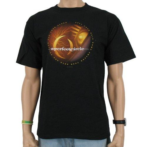 A Perfect Circle-T-shirt Circle Band, Black, XXL