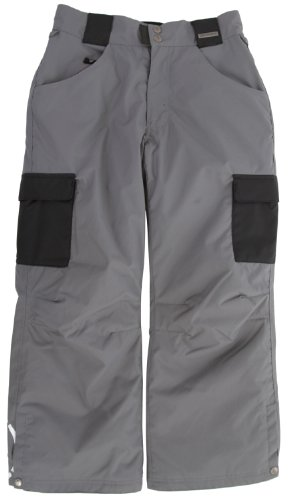 Grenade Corps Ski Snowboard Pants Gray Youth Sz M