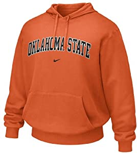 Oklahoma State Cowboys Orange Classic II NCAA Embroidered Hooded Sweatshirt By Nike... by Nike