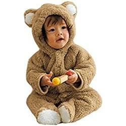 Ninimour Monos de invierno para niños