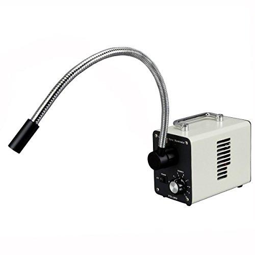 50W Led Fiber Optic Gooseneck Microscope Illuminator