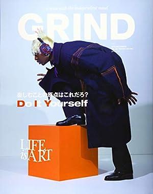 GRIND(グラインド) 2019年 12 月号 [雑誌]