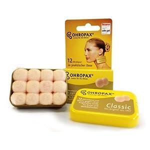 OHROPAX Wax Ear Plugs