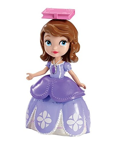 Disney Sofia the First Sofia and Book Figurine