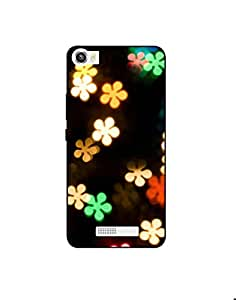 Lava Iris X8 ht003 (71) Mobile Case from Mott2 - Beautiful Lights (Limited Time Offers,Please Check the Details Below)