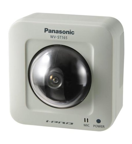 Panasonic Warranty Indoor Pan-Tilting Poe Network Camera