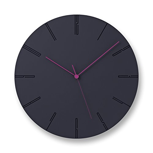 lemnos-ntl13-10-bk-clock-carved-ii-schwarz