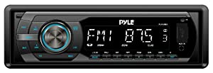 Pyle PLR44MU In-Dash AM/FM-MPX Detachable Face Receiver with MP3 Playback and USB/SD/Aux Inputs by Sound Around