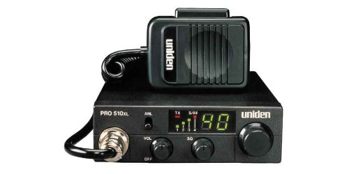 Buy Discount Uniden 40-Channel CB Radio (PRO510XL)
