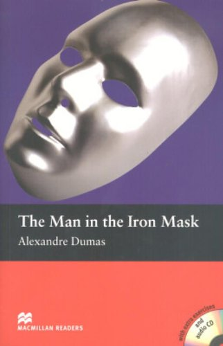 MR (B) Man in the Iron Mask Pack: Beginner (Macmillan Readers 2005)
