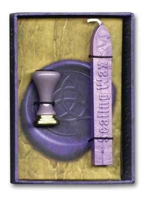 AzureGreen BSWWIC Wicca Sealing Wax (Stone Sealing compare prices)