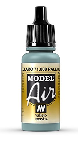 Vallejo Pale Blue Paint, 17ml