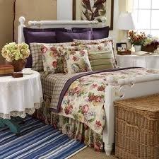 Ralph Lauren Surrey Garden Floral European Pillow Sham