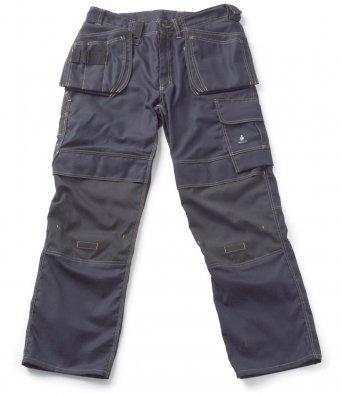 Almada Craftsmens Trouser Dark Navy 32.5/R