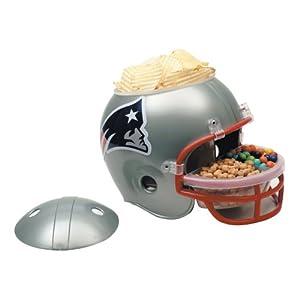 Patriots WinCraft NFL Snack Helmet by WinCraft