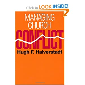 The Pastor's Role in Managing Church Conflict