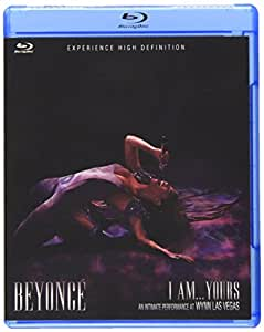 I Am Yours: An Intimate Performance at the Wynn [Blu-ray] [Import anglais]