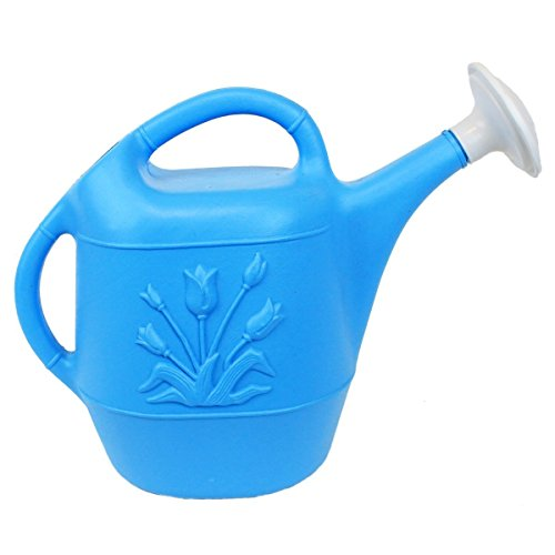 Union 63166 Watering Can, 1 gallon, Caribbean Blue (Blue Watering Can compare prices)