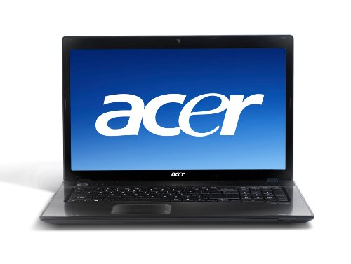 Acer AS7741-7870 17.3-Inch Laptop ( Black)