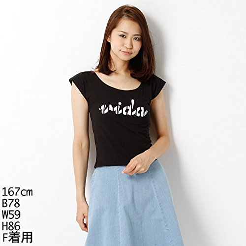 ムルーア(MURUA) Tシャツ(Vida T-SH)【M09ブラック/F】