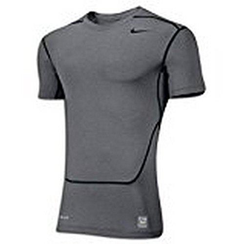 Nike Pro Combat Base Layer Shirt 533329 022 Mens Size Small