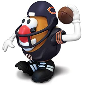 NFL Chicago Bears Mr. Potato Head