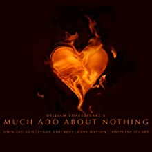 Much Ado About Nothing Audiobook by William Shakespeare Narrated by  Full Cast