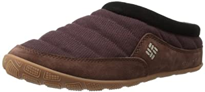 Columbia Men's Packed Out Omni-Heat Slipper