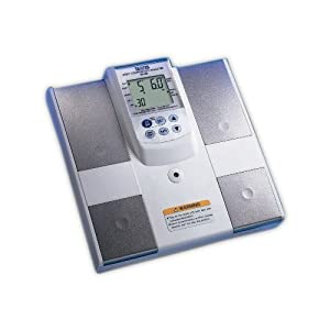 Champion Bf350 Body Composition Analyzer and Scale Heart Rate Monitor